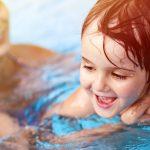 Mini - Schwimmen (1,5 – 3 Jahre)